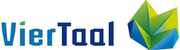 Logo VierTaal