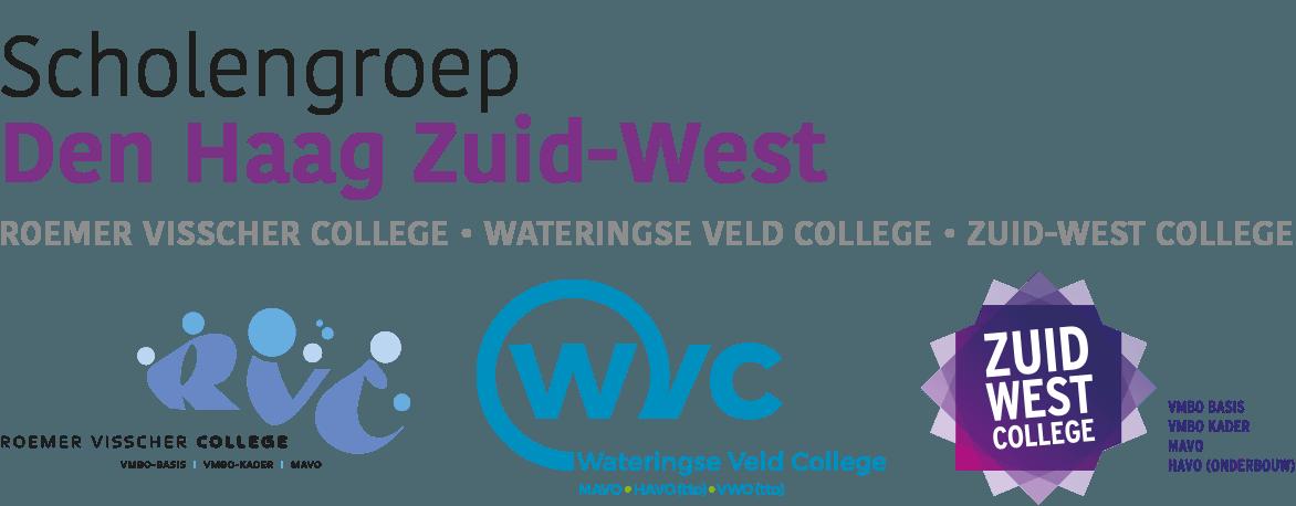 Logo Scholengroep Den Haag zuid-west